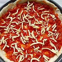 美味火腿披萨的做法图解6