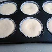 海绵纸杯蛋糕的做法图解8