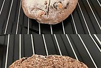 无油无糖无膜、100%全麦面包的做法