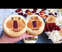 日本国民面包,面包超人红豆包的做法