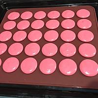 草莓马卡龙---恋爱的味道的做法图解8