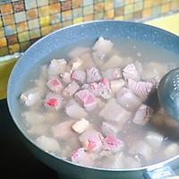 贴秋膘  牛肉爱上西红柿【西红柿炖牛肉】的做法图解2
