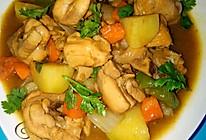 咖喱鸡块(家常)的做法
