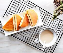 果酱夹心酸奶松饼的做法