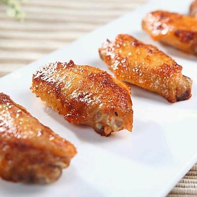 销魂烤鸡翅(简单到爆的方便)