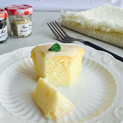 酸奶蛋糕(水浴法)
