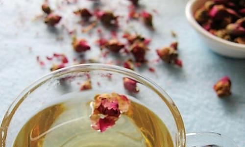 红枣玫瑰茶的做法