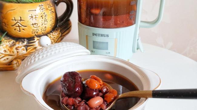 补气养血-五红汤的做法