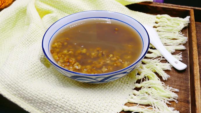 消暑绿豆汤