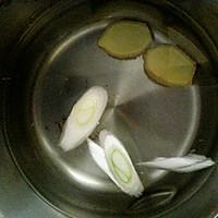 秘制葱油鸡__下酒小菜的做法图解2