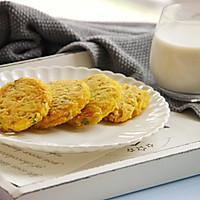 鸡蛋燕麦土豆饼#嘉宝笑容厨房#的做法图解9