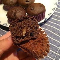 香蕉巧克力蛋糕「无油低糖烘焙」的做法图解12