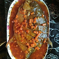 茄汁鱼的做法图解8