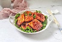 酸甜可口的锅包豆腐的做法