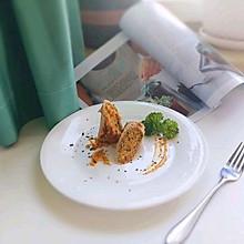 #换着花样吃早餐#治愈系三明治