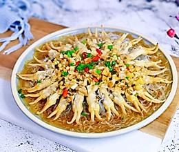 #我们约饭吧#蒜蓉蒸蛏子的做法