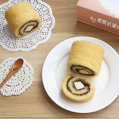 柔软不开裂【奶冻蛋糕卷】