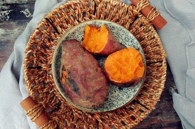 坤博砂锅烤红薯——记忆中的味道