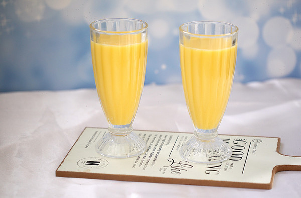 鲜榨玉米汁的做法