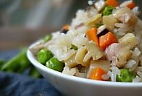 豌豆咸肉饭#福临门创意米厨#的做法