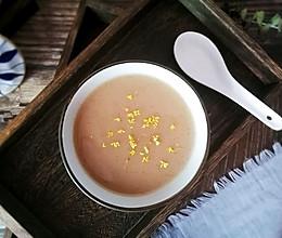 #洗手作羹汤#止咳化痰鲜藕汁的做法