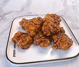 韩式蜂蜜炸鸡的做法
