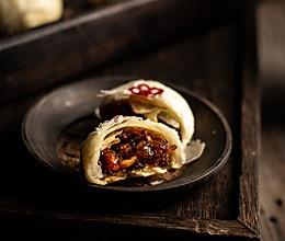 苏式月饼秘制叉烧酥|分分钟学会大包酥的做法