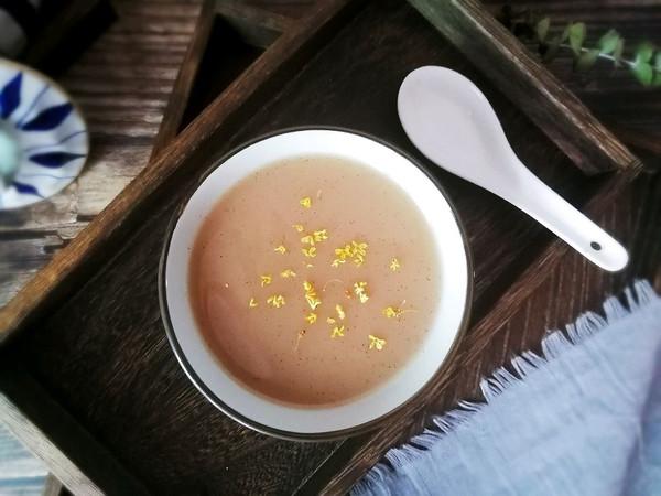 止咳化痰鲜藕汁的做法