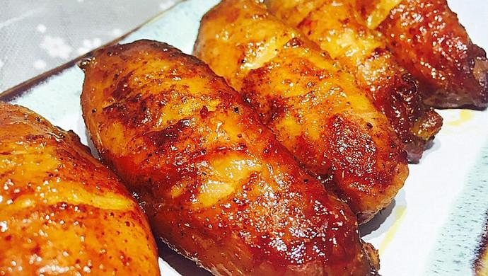吃过就会爱上的--烤鸡翅