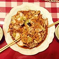 简单好吃的醋溜藕白菜的做法图解5