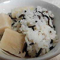#超能量菰米试用之菰米白薯菰米饭#的做法图解4