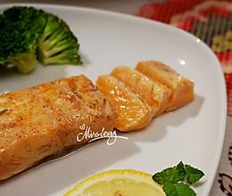 柠香黑椒三文鱼#宜家让家更有味#的做法