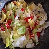 番茄球生菜的做法图解5