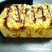 香葱火腿手撕面包#爱仕达寻找面点女王#的做法图解17