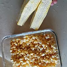 超快速剥玉米粒