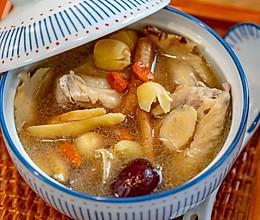 #洗手作羹汤#当归红枣党参鸡汤|滋补暖身的做法