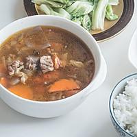 九阳电炖锅——番茄牛肉汤的做法图解11