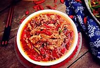 私房麻辣水煮肉片儿的做法