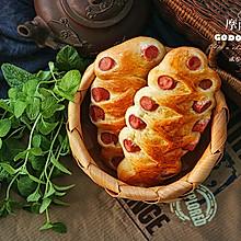 火腿肠面包#约会MOF#