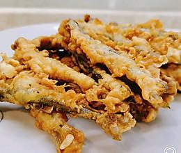 酥脆炸小鱼#全电厨王料理挑战赛热力开战!#的做法