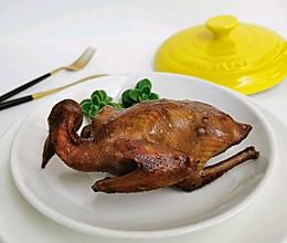 不用烤箱也能烤乳鸽的做法