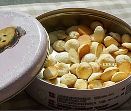 无油超松脆【奶香蛋白饼】的做法