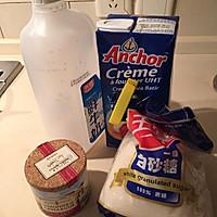 北海道牛奶糖 简单的做法图解1