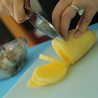 黄金虾球#炎夏消暑就吃「它」#的做法图解2