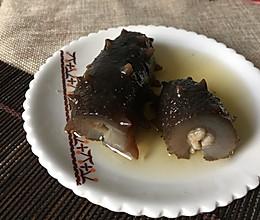 蜂蜜海参的做法