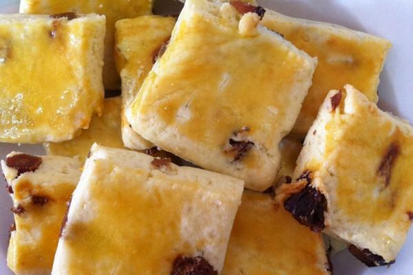 葡萄奶酥(简单小零嘴)的做法