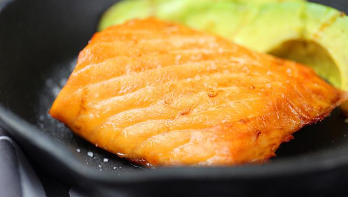 原味香烤三文鱼