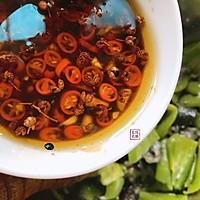皮蛋擂椒#秋天怎么吃#的做法图解9