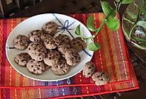 巧克力豆饼干(趣多多)的做法