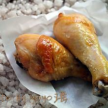 懒人食谱:古法盐焗鸡腿